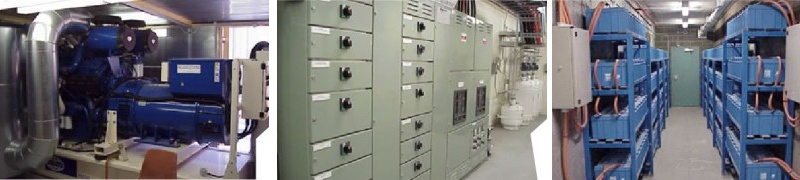 Data Center Power Systems